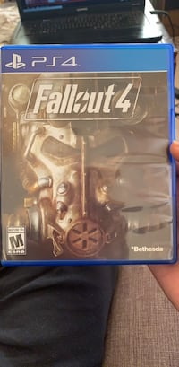 Fallout 4 PS4 game case New York, 11429