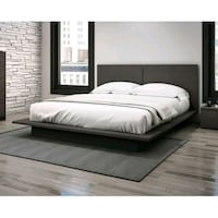 Allendale queen platform bed Oakland, 94612