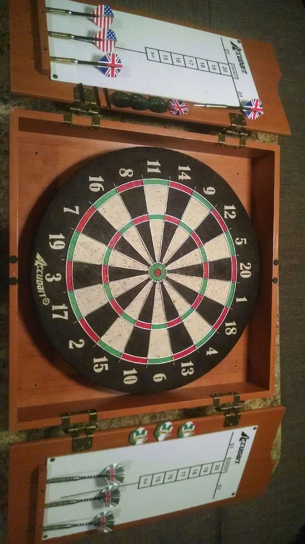 Used Dart Board For Sale In Marana Letgo