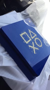 Limited edition ps4 Niceville, 32578