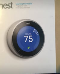Nest Thermostat  Gaithersburg, 20878