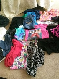 Free 7-8 girls clothes Jacksonville, 32220