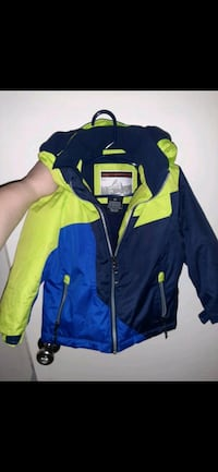 3T winter jacket