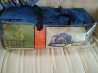 Greatland 2 room tent with screened in porch