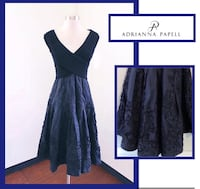 Adrianna Papell Party Dress size 4P Wakefield, 01880