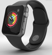 Brand New Sealed Apple Watch Series 3 42 mm Bolton, L7E 2Z3