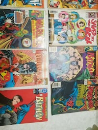 assorted Marvel comic book collection Washington, 20010