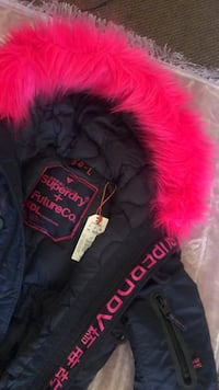 Superdry original jacket New York, 10026