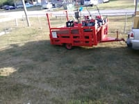 red and black utility trailer San Marcos, 78666