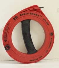 25 foot electrician cable snake  Mississauga