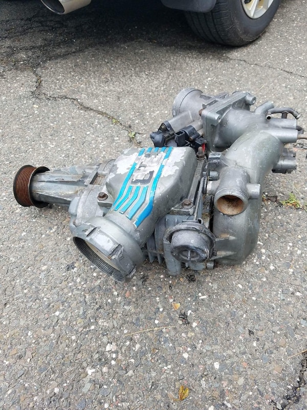 3 8L Eaton M90 Supercharger (Ford Thunderbird)