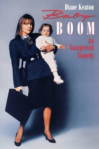 """Baby Boom"" DVD-Dianne Keaton & Sam Shepard/ by Nancy Meyers Bethesda, MD, USA"