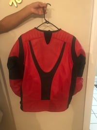 red and black long-sleeved shirt Worcester, 01604