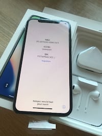 Apple iphone x 64gb black OSLO