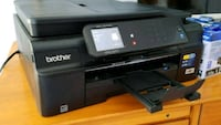 BROTHER Ink Jet PRINTER with Print, Copy, & Fax Springfield, 22153