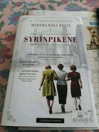 Syrinpikene av Martha Hall Kelly. Skedsmo, 2020