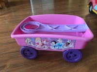pink and purple plastic toy car Chilliwack