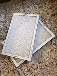 AC filters. Pls check my other items.  Fairfax, 22030