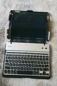 Zagg bluetooth keyboard for ipad 44 km