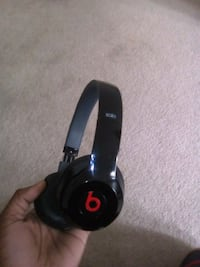black Beats by Dr. Dre Solo headset