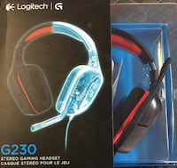 LOGITECH G230 stereo gaming headset Montreal East