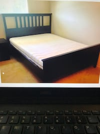 Deliver Queen Real Wood IKEA Frame Bed Annandale