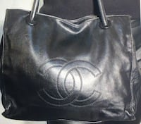 Authentic Chanel Vintage Timeless Tote