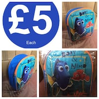 Finding Dory backpack Manchester, M44 5JF