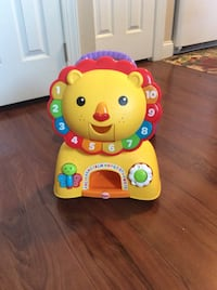Fisher Price 3-in 1 sit stride and ride lion Martinsburg, 25404