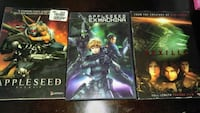 Appleseed, Appleseed Ex-Machina, Vexile Anime DVDs Toronto, M9V 5G8
