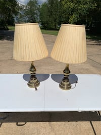 2 lamps Moss Point