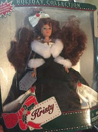 Holiday collection 1996 Kristy Barbie Kansas City, 66103