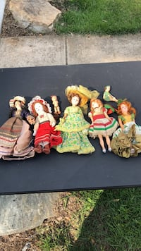 Very old/rare collector dolls Hagerstown, 21740