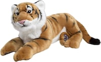 Brand New FAO Schwarz Plush Tiger New York, 10001