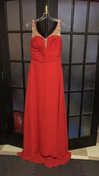Dress size 12 Chantilly, 20151