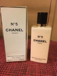 Chanel N• 5-  body lotion- authentic never used. Hamilton, L9C 1J9