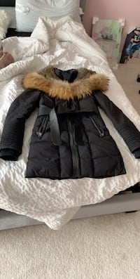 Rudsak real fur down jacket