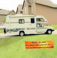 motorhome for sale 1989 Toyota Spirit by Itasca '19  w4tewf