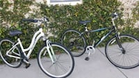 His and hers bicycle schwinn hybrid both for 250$ Pasadena, 91107