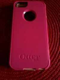 Thick and white OtterBox for iPhone like new Moncton, E1A 2Z2