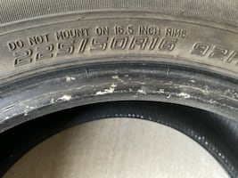 Good working tires