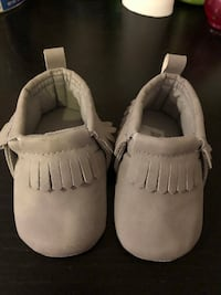 Babygirl Moccasins Size0-3mo by Carters Rockville, 20853