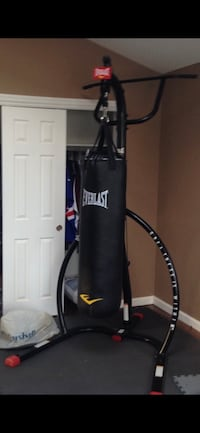 100 lbs heavy bag with stand Rockville Centre, 11570