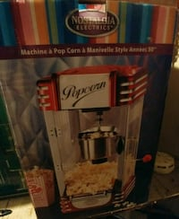 Theatre style Popcorn machinr