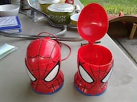 Spiderman cups with lids attached Marrero, 70072