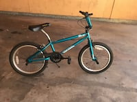 Blue and black bmx bike South Gate, 90280