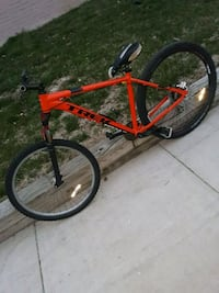 red and black BMX bike Oxon Hill, 20745