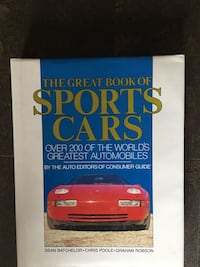 The great book of sports car Toronto, M5V 2X5