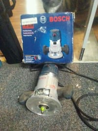 Bosch 2.3 horsepower electronic rotor