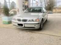 BMW 320i 2003 One Owner Vancouver